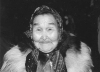 Portrait of Lucy Beaver of Bethel during the 1994 Alaska Federation of Natives convention.