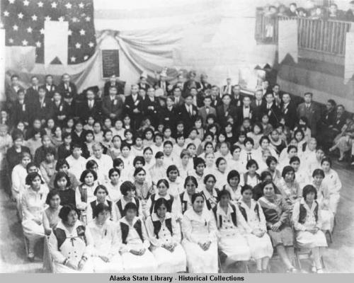 ANB/ANS Convention, Haines Alaska 1929